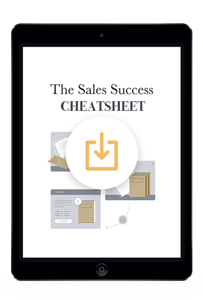 Sales Success Cheatsheet
